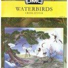 DMC's WATERBIRDS Counted Cross Stitch Pattern