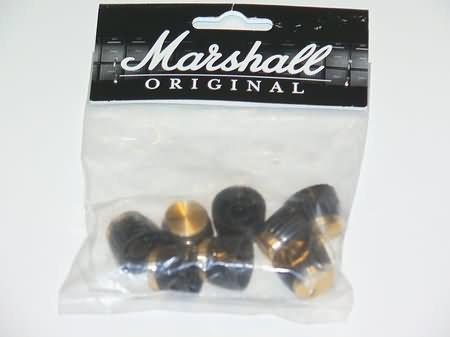 NEW Original Marshall tone  volume knobs 8 push on