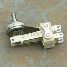 Switchcraft  3-way L  pickup  switch,  replaces Gibson