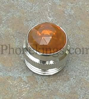 Replacement indicator light Jewel For Fender amps Orang