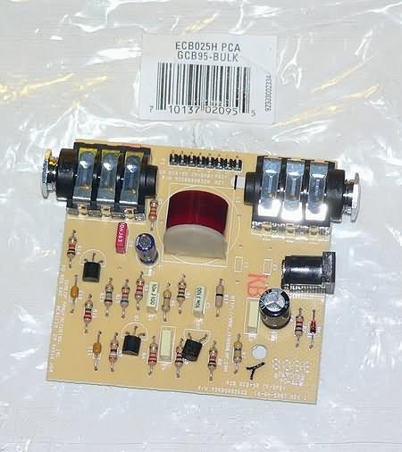 CryBaby PARTS GCB-95 PCB PC circuit board wah Fasel