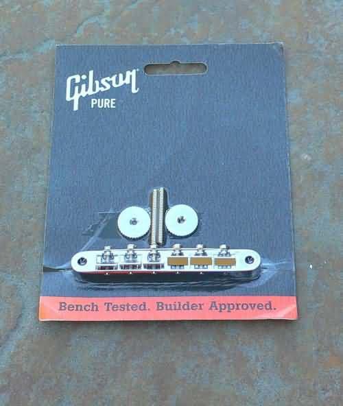 Original Gibson ABR-1 Bridge  Les Paul Nickel Standard