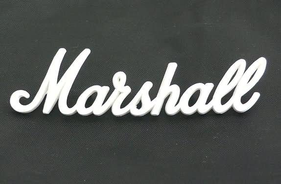 "NEW Original Marshall Logo  9"""