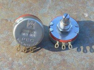 1 Meg Precision Electronics, 1M Audio, Pot