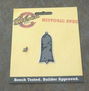 Genuine GIBSON Truss rod cover For Les Paul Historic