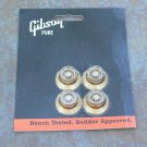 Genuine GIBSON Tophat Volume tone knob set  Gold