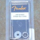 NEW Fender American series Strap Buttons  Tele Strat AM