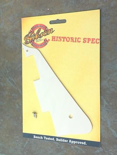 NEW Gibson Historic Spec 59 Les Paul Pickguard  Cream