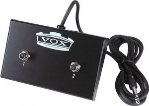 Vox VFS-2 Dual Footswitch for AD15/30/50/100VT