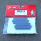 Genuine Fender Precision  Bass Pickup covers