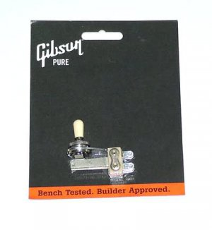 NEW Original Gibson  3-way  switch,  pickup switch L