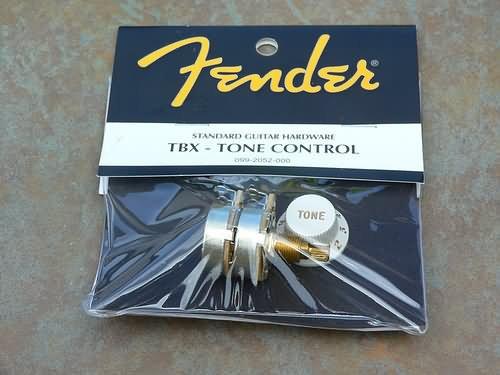 new fender guitar tbx tone control pot stratocaster. Black Bedroom Furniture Sets. Home Design Ideas