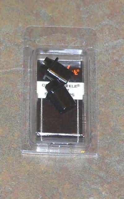 Fender Tele Telecaster Switch tip (2) Top Hat