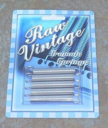 Raw Vintage Springs for Fender Stratocaster Strat Tremolo   guitar