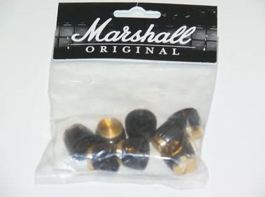 Marshall tone and  volume knobs 8 push on