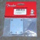 Fender Neck Plate  for Telecaster  Stratocaster Corona Strat