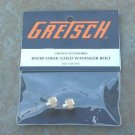 Gretsch Strap buttons  GOLD