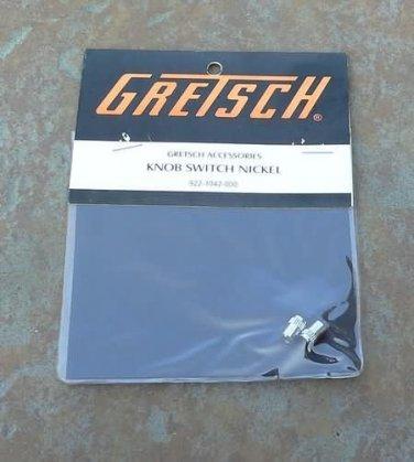 Gretsch Pickup Toggle  switch tip cap  Nickel