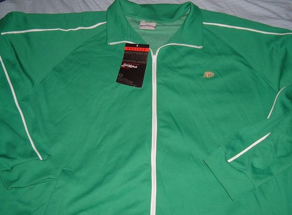 South Pole Green White Big Tall Jacket Coat 5x 5xl
