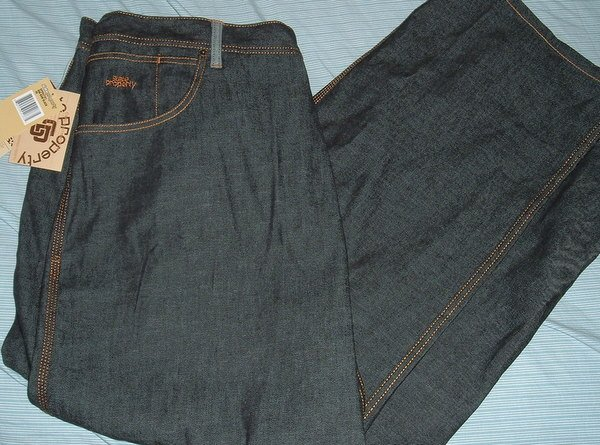 State Property Rocawear Big Tall Jeans Pants W 46 L 34