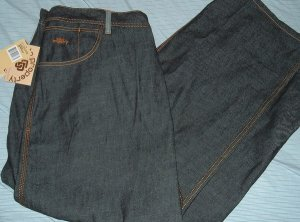 State Property Rocawear Big Tall Jeans Pants W 46 L 34