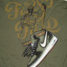Nike Air Force 1 BRS Green Big Tall T Shirt 4x 4xl