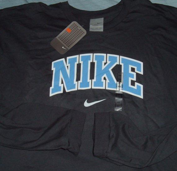 Nike Air White Logo Big Tall T Shirt 3xlt 3x 3xl