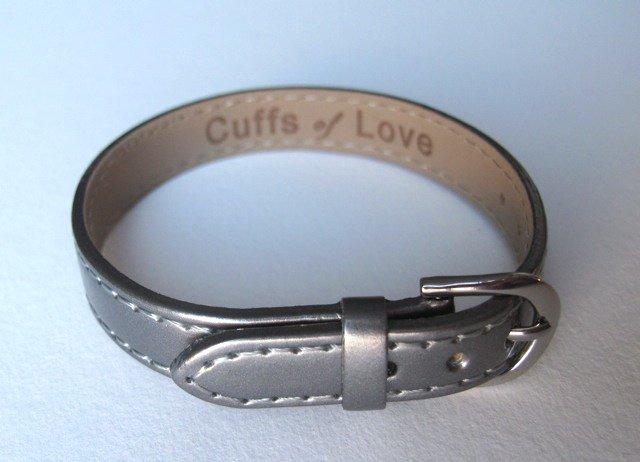 Cuffs of Love Bracelet (Silver)