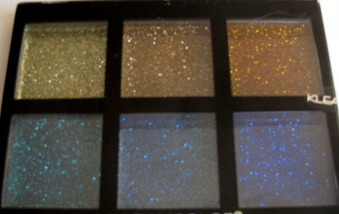 Glitter Palette (Blue)