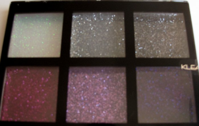 Glitter Palette (Purple)