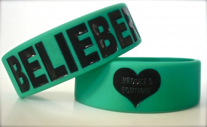 BELIEBER-1 LEFT!