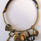 5 Charm Bracelet