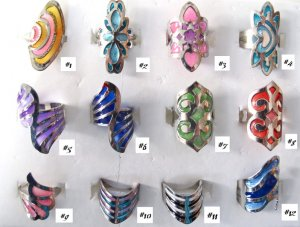 Variety Adjustable Rings (Big)