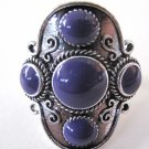 Four Stone Ring (Purple)