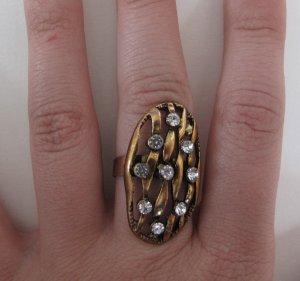 Pretty Girl Rock Ring (Gold)