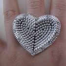 Protect my Heart Ring (Silver)