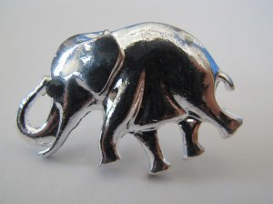 Elephant Ring (Silver)