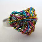Heart of Yarn Ring