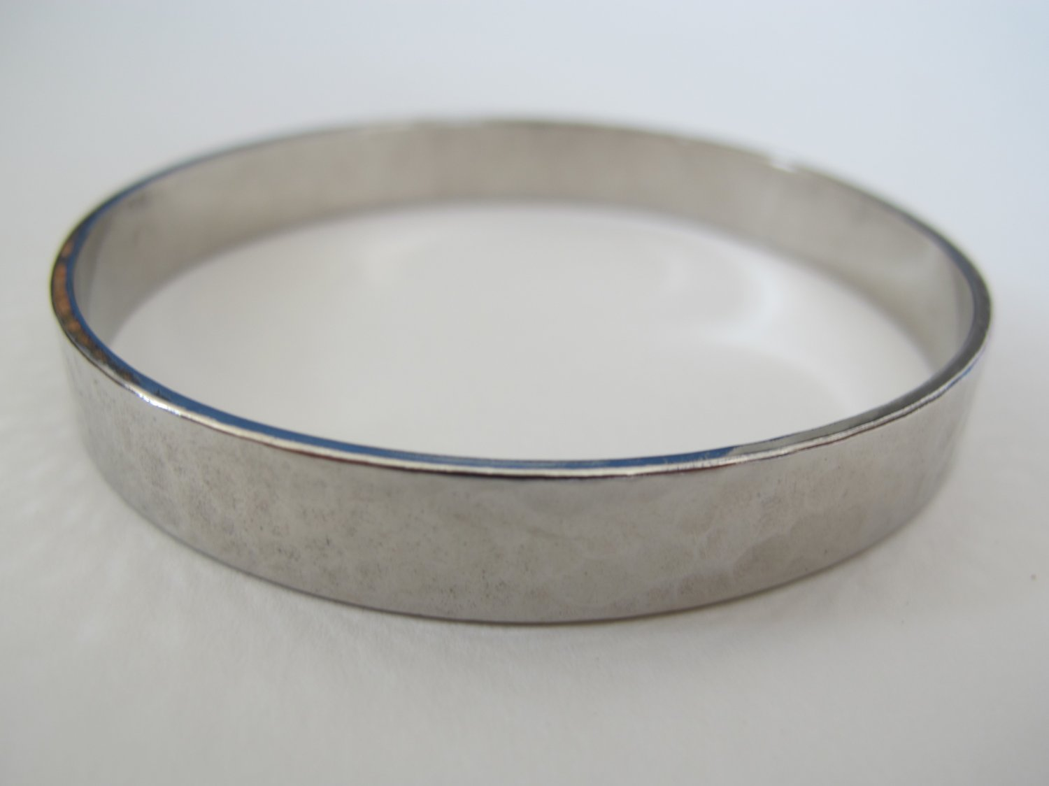 Silver Upper Arm Band