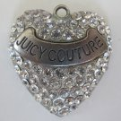 Juicy Couture Necklace Charm