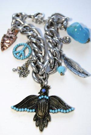 Freebird Charm Bracelet