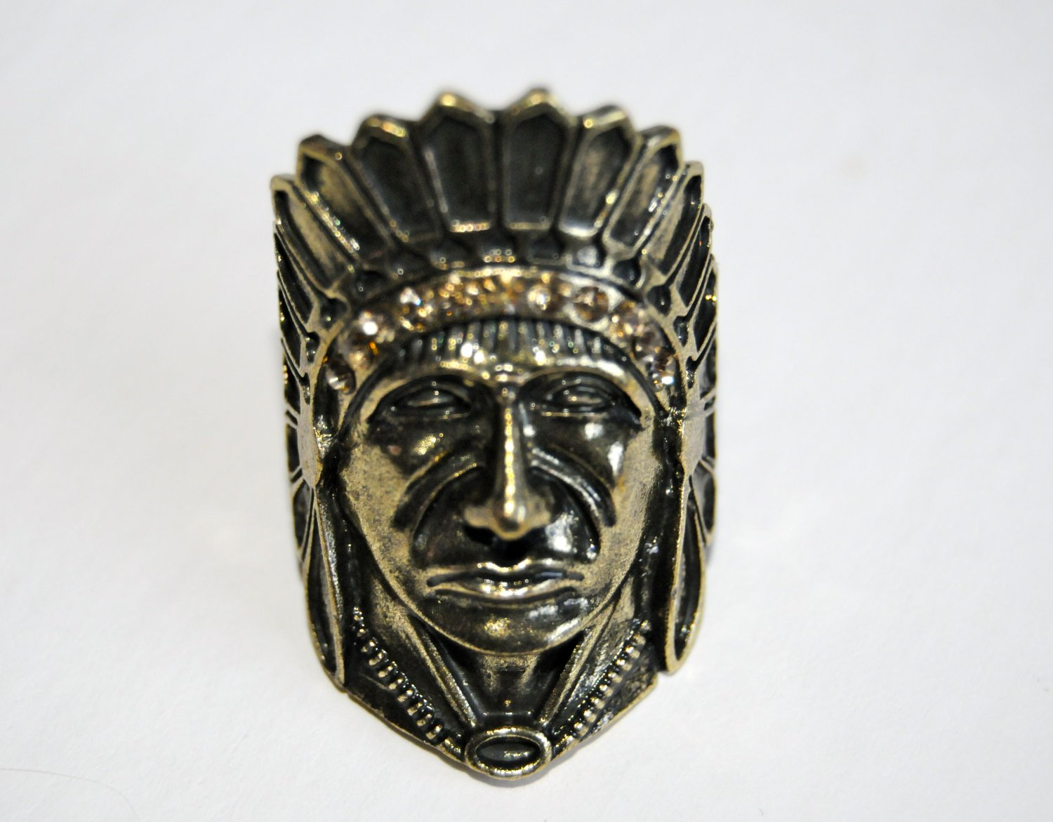 Native American Ring (Gold)