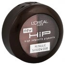 L'Oreal HiP High Intensity Pigments Metallic Eye Shadow Duo - 106 Sculpted