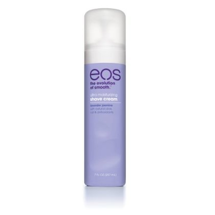 eos (the evolution of smooth) ultra moisturizing shave cream, 7oz - lavender jasmine