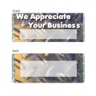 Industrial Personalized Candy Bar Wrapper Only B002