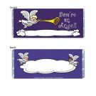 You're An Angel Personalized Candy Bar Wrapper Only FR003