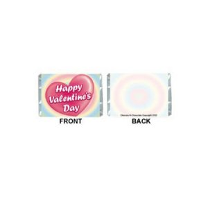 Mini-Valentines Personalized Candy Bar Wrapper MN013