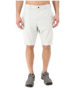 Soybu Men's Silver Crossover Shorts