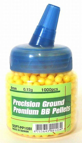 Precision Ground .12g Airsoft Bb (1000)