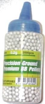 Precision Ground .20g Airsoft Bb (2000)